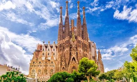 Barcelona: habitación doble superior para 2 personas con desayuno y bebida de bienvenida en Hotel Ohla Barcelona 5*