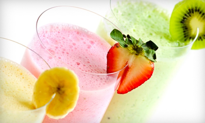 Epic Energy - Woodbury: $21 for Six Smoothies at Epic Energy in Woodbury ($42 Value)