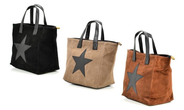 Groupon Goods Global GmbH: Carla Benotti Frauen-Tasche Samantha in der Farbe nach Wahl (68% sparen*)