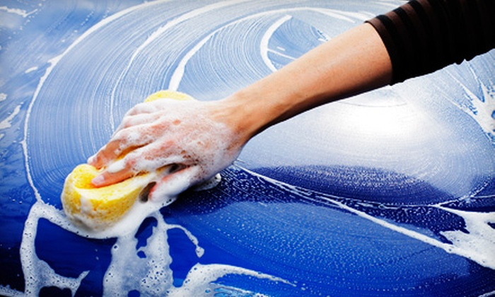 Texas Car Wash - Houston: $23 for Three Super Wash Car Washes at Texas Car Wash (Up to $47.97 Value)