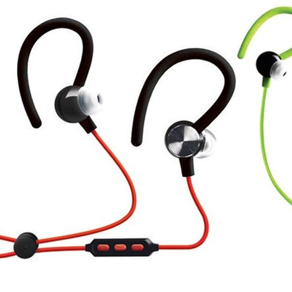a9407d598dc Overtime Wireless Bluetooth In-Ear Headphones with HD Stereo Sound ...