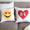 Up to 80% Off Personalized Sequin Pillow Cover from Qualtry