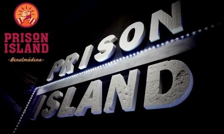 Entrada para 2 niños o 2 adultos a Prison Island Benalmádena Oferta en Groupon