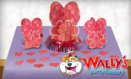 $20 Groupon to Wally's Party Factory - Wally's Party Factory in San Angelo