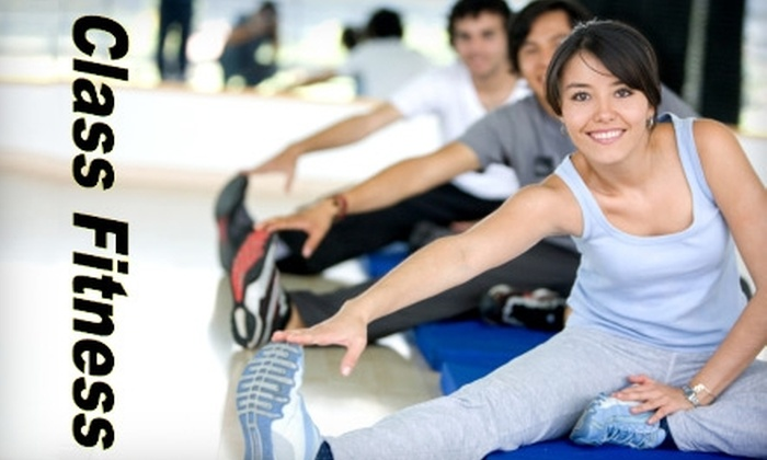 Class Fitness - South Scottsdale: $30 for 15-Class Punch Card at Class Fitness in Scottsdale ($100 Value)