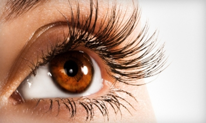iLash Factory - Inez: $49 for $125 Worth of Eyelash Extensions at the iLash Factory