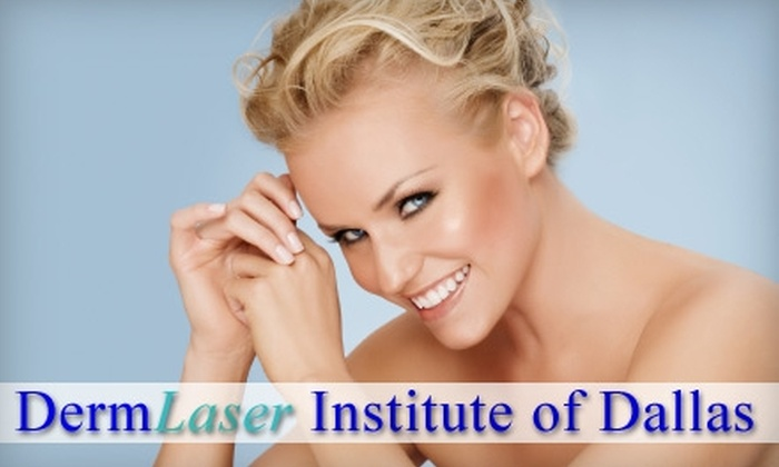 DermLaser Institute of Dallas - Dallas: $99 for Photofacial ($350 Value) or $29 for Your Choice of Chemical Peel or Microdermabrasion (Up to $150 Value) at DermLaser Institute of Dallas