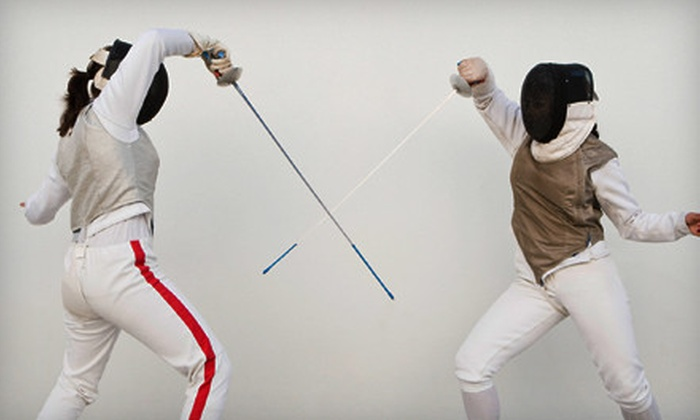 Wilton Fencing Academy - Wilton: $20 for Two Group Fencing Lessons at Wilton Fencing Academy ($50 Value)