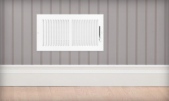 V Clean - Multiple Locations: $45 for an Air-Duct Cleaning Package from V Clean ($135 Value)