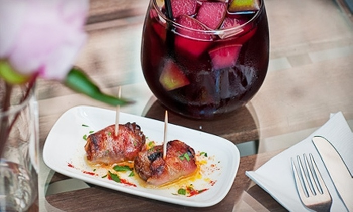 Pintxo - Belltown: $15 for $35 Worth of Tapas and Drinks Sunday Through Thursday at Pintxo (or $15 for $30 on Friday and Saturday)