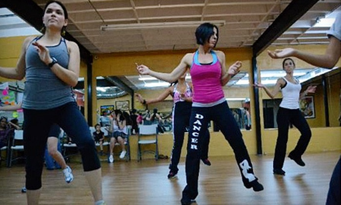 Shake Shake It Fitness & Dance Studio - Kendall: 5, 10, or 20 Dance Classes at Shake Shake It Fitness & Dance Studio (Up to 59% Off)