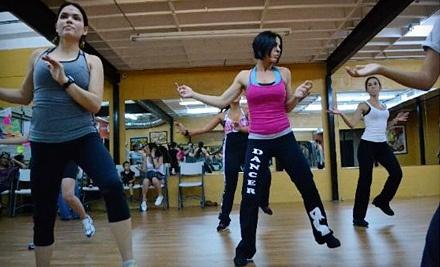 5 Dance Classes (a $60 value) - Shake Shake It Fitness & Dance Studio in Miami