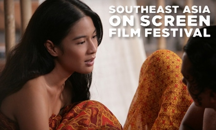 Southeast Asian Film Festival - Makiki - Lower Punchbowl - Tantalu: $25 for One 10-Movie Pass to the Southeast Asian Film Festival at the Doris Duke Theater (Up to $55 Value)