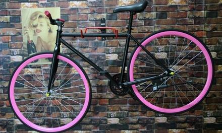 Support mural pour vélo (SaintEtienne)
