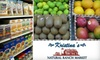 Kristina's Natural Ranch Market - Hoover: $15 for $30 Worth of Organic Produce, Proteins, and More at Kristina's Natural Ranch Market