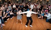 Austin Swing Syndicate - West University: $20 for 10 Open Dances with Lessons at Austin Swing Syndicate ($50 Value)