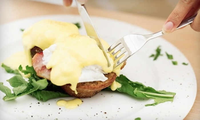 Tavern 99 - South Tuxedo Park: Weekend Brunch Package for Two or Upscale Pub Fare and Drinks at Tavern 99