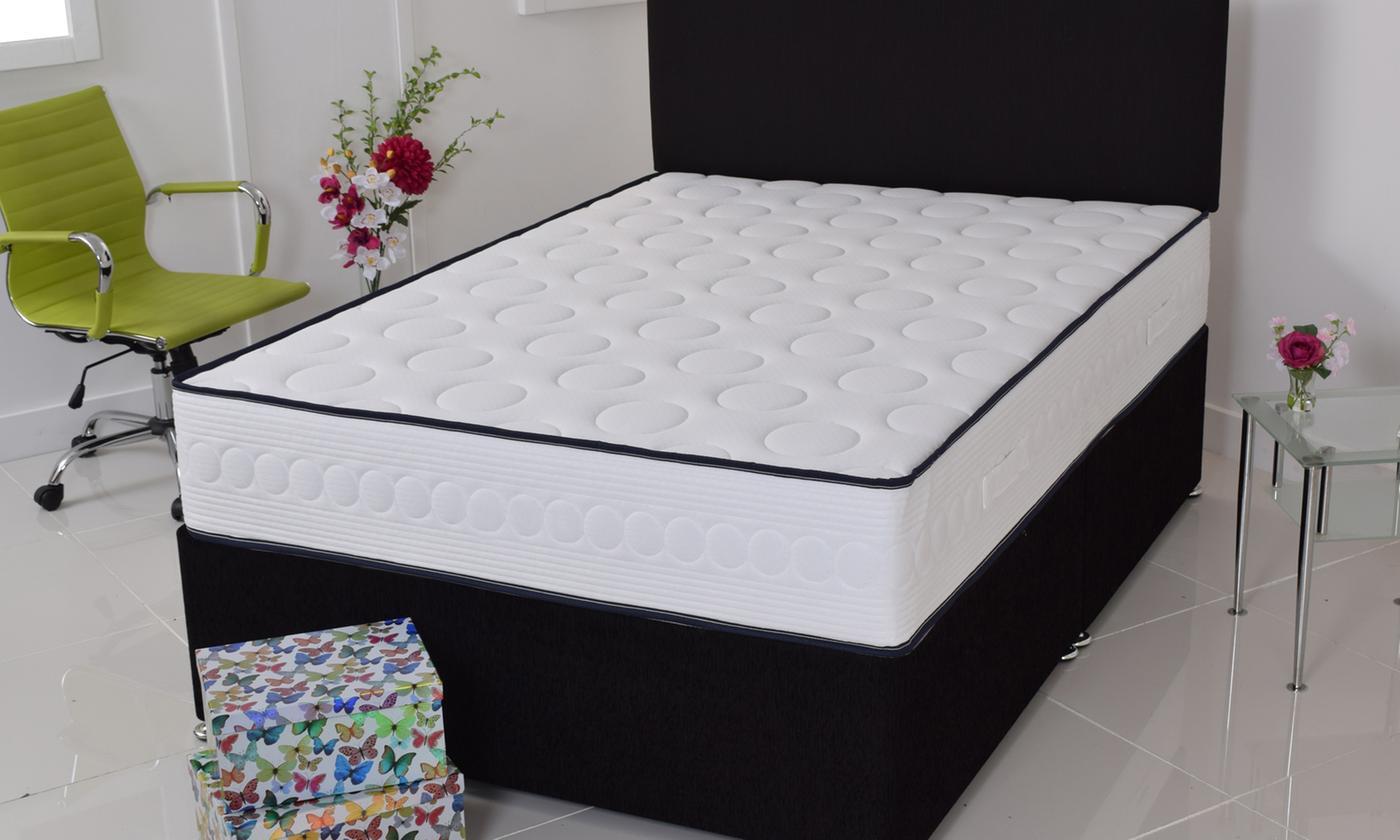 bubbles-memory-foam-mattress