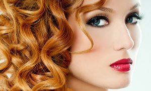 Di Valore Hair Salon & Day Spa: $45 for $90 Worth of Coloring/Highlights at Di Valore Salon & Day Spa