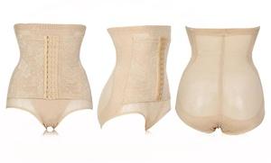 Culotte corset 2 en 1 Zéro défaut