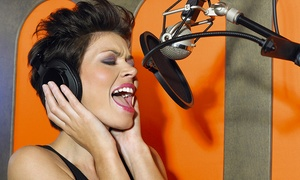 Vocal Charm School: One, Three, or Five Group  Singing Lessons at Vocal CHARM School (Up to 68% Off)