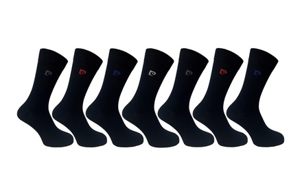 1 o 2 packs de 7 calcetines Pierre Cardin