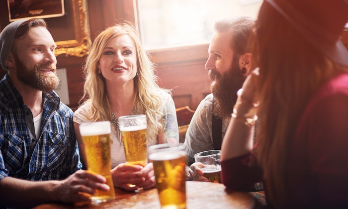 Chicago Beer Experience: $42 for a Three-Hour Beer-Tasting and Bar Tour for One from Chicago Beer Experience ($60 Value)