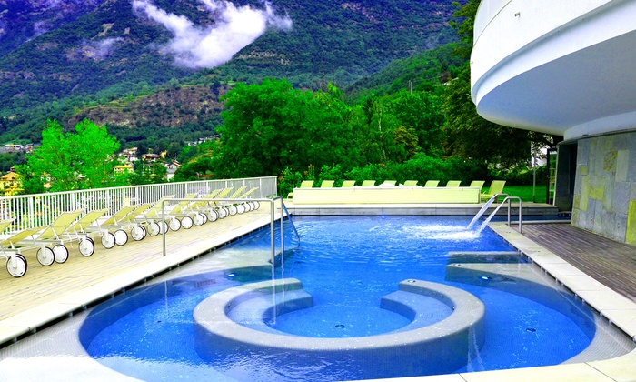 Hotel De La Ville And Terme Di Saint Vincent