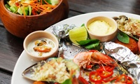 Seafood Wednesday Night with Entertainment for Up to Four at Sennara Restaurant at One to One Hotel, The Village