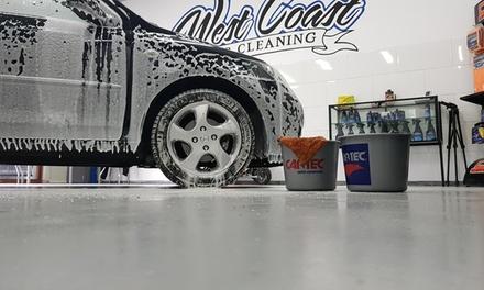 Delft: grondige autoreiniging van binnen en van buiten bij West Coast Car Cleaning