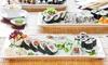 Zestawy sushi: 110 kawałków