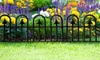 Clôture de jardin PMS