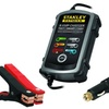 Stanley FatMax BC8S 8 Amp Battery Charger & 2 Amp Maintainer (Refurb.)