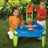 Sand and Water Wheel Play Table