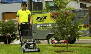 Fox Mowing and Gardening: $59 for a Two-Hour Gardening and Mowing Service from Fox Mowing and Gardening (Up to $132 Value)