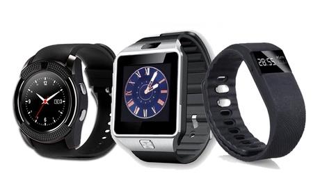 Pulsera deportiva y smartwatch (envío gratuito)