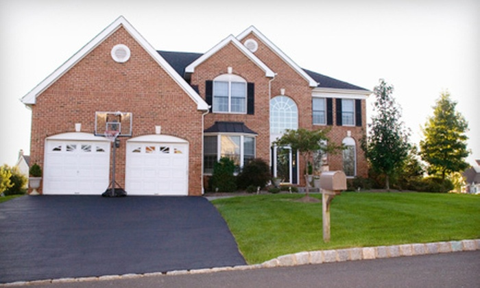 Expert Care – Services - Farmington: $149 for Driveway Seal Coating on Up to 1,000 Square Feet from Expert Care – Services (Up to $250 Value)