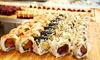 Sushi e cucine del mondo illimitate a Viterbo
