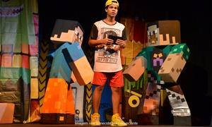 Fred Soares Produções: Minecraft, a Batalha – Teatro Sesc Casa do Comércio: 1 ingresso