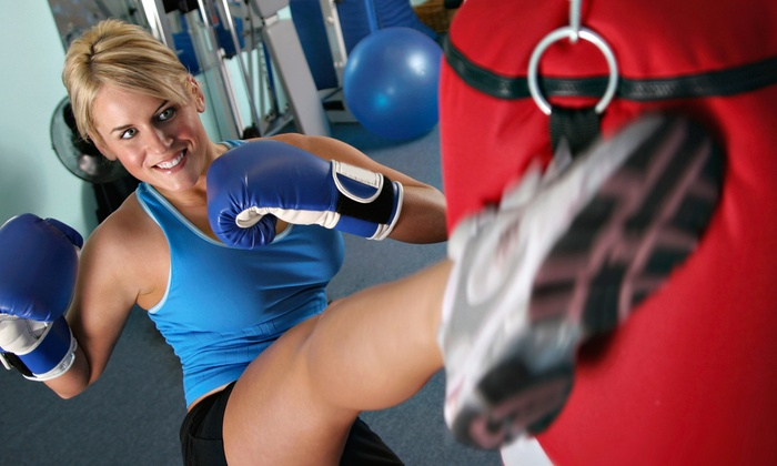 Scott Shields Martial Arts Academy - Matthews: $29 for One Month of Unlimited Fitness-Kickboxing Classes at Scott Shields Martial Arts Academy ($80 Value)