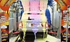 CJ'S Express Car Wash - Car wash: One or Four Manager's Special Car Washes at CJ's Express Car Wash(Up to 55% Off)