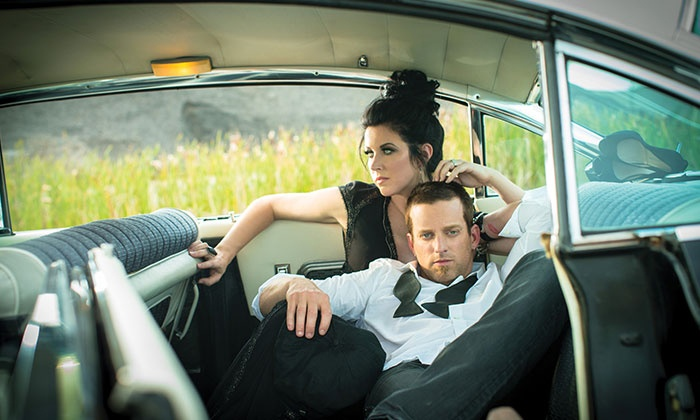 Thompson Square - The Paramount Theatre : Thompson Square on Friday, May 6, at 8 p.m.
