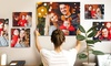 Up to 91% Off Custom Photo Canvas Prints