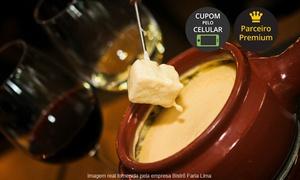 Bistrô Faria Lima: Bistrô Faria Lima – Vl. N. Conceição: festival de fondue salgado com opção vegetariana e doce para 2 ou 4