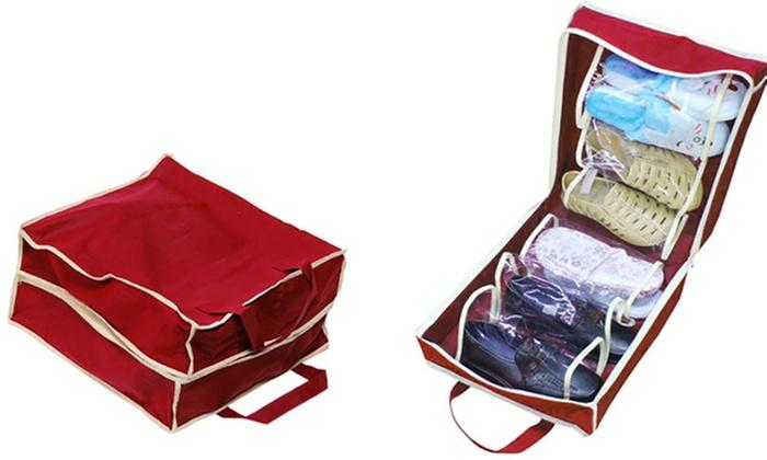Borsa organizer scarpe da viaggio  efe4f0a43f5