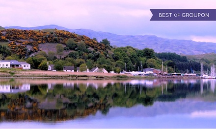 Scottish West Coast: 1, 2 or 3 Nights with Breakfast at The Galley of Lorne Inn