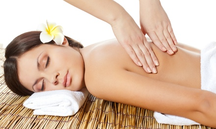 60-Minute Massage or Facial or 90-Minute Massage or Deluxe Facial at Studio Within Salon/Spa (Up to 57% Off)