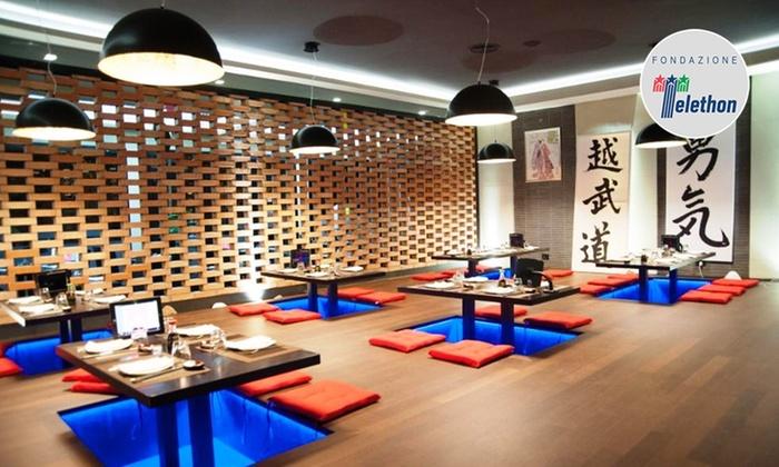 Sushi Sun Magliana - Roma: Menu sushi in formula All you can eat per 2, 4 o 6 persone al nuovo ristorante Sushi Sun Magliana