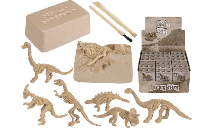TitoloKit scavi di dinosauri