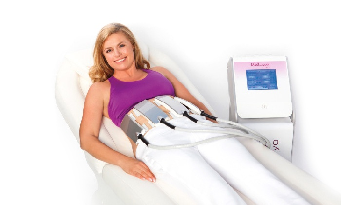 Wellmaxx Bodystyle Deutschland - Mehrere Standorte: 1, 3, 6x Wellmaxx cryo mit Muskelstimulation (EMS) + Wellmaxx bodystyle by Sunpoint Deutschland (bis 83% sparen*)